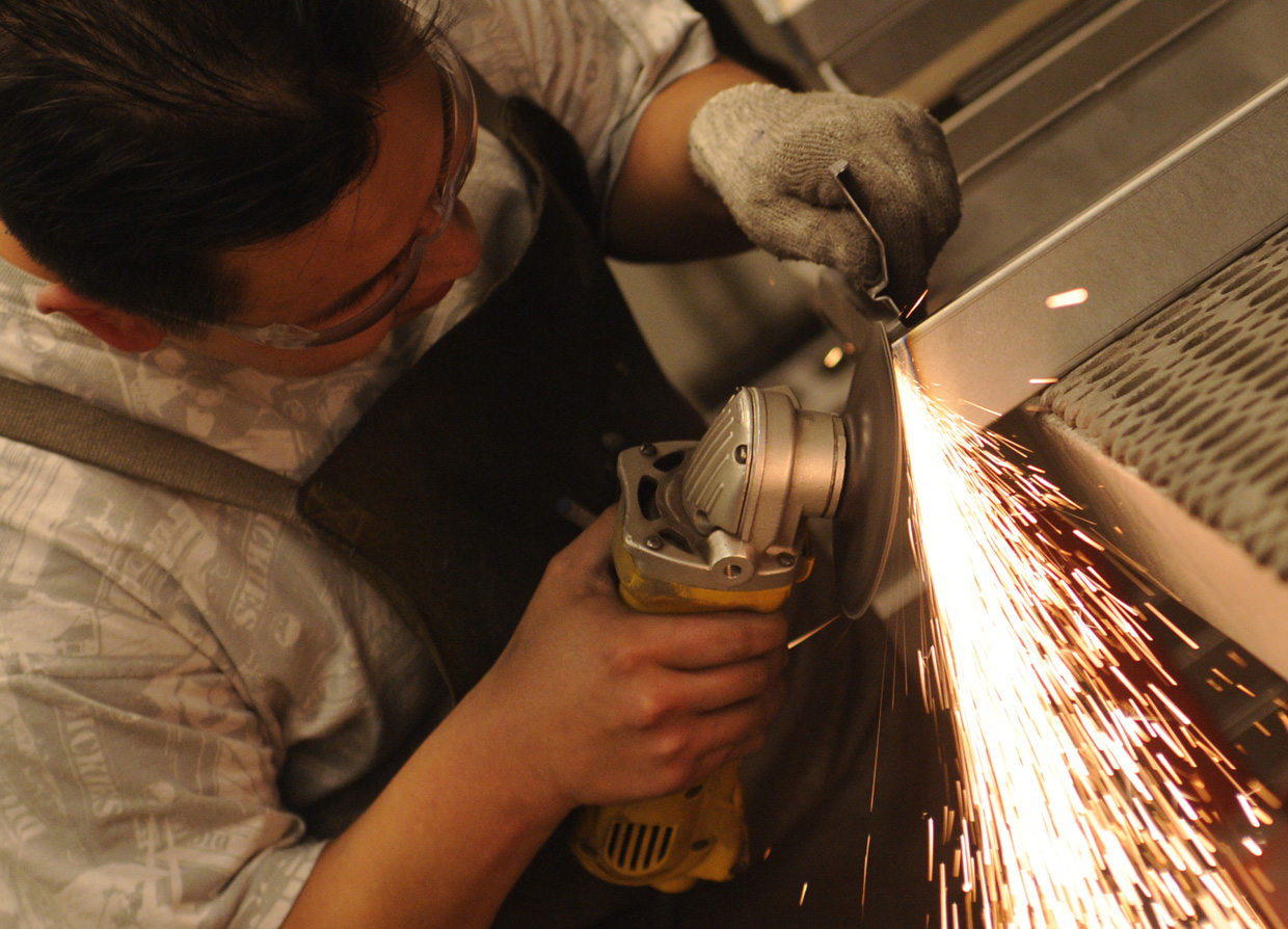 Welding and Grinding Services
